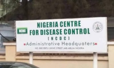 Nigeria records over 1,600 COVID-19 infections in 24 hours