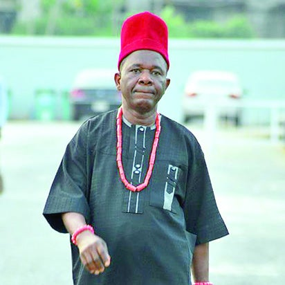 I'm hale and hearty, Nollywood actor Chiwetalu Agu debunks rumour