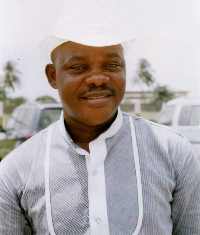 Popular Nollywood actor dies in hotel room