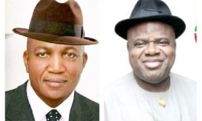 [BREAKING] Bayelsa: Supreme Court upholds judgement sacking APC's David Lyon