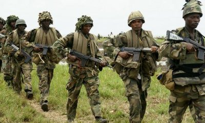 Breaking: Soldier kills four colleagues in Borno, commits suicide