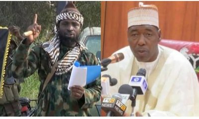 Gov Zulum to Army: You said there's no B'Haram in Borno, who attacked us?