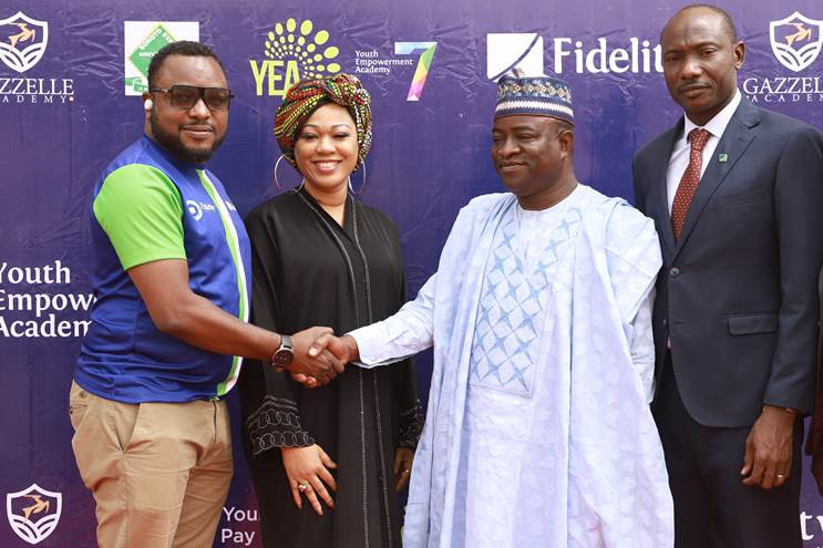 Fidelity Bank, Gazelle Academy Train 200 Undergraduates In Sokoto
