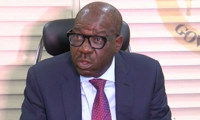 IT'S OFFICIAL: Edo Gov. Obaseki resigns from APC