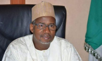 BREAKING: Bauchi Gov, Bala Mohammed, tests positive for Coronavirus