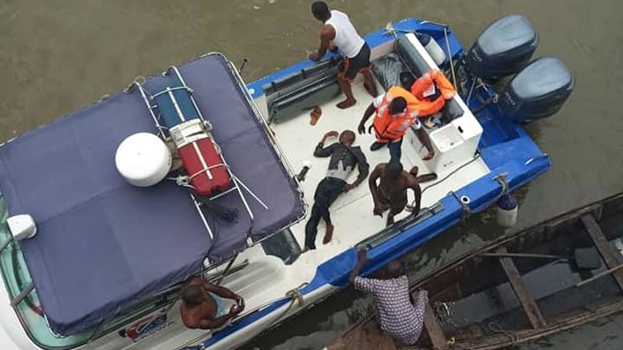 Police: Uber passenger who jumped into Lagos lagoon killed his girlfriend
