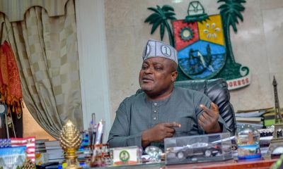 Lagos Assembly Speaker, Mudashiru Obasa
