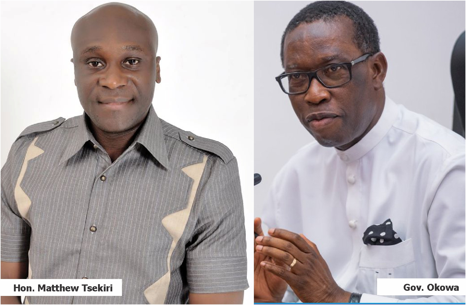 Delta Gov. Okowa's commissioner sacks aide for refusing to part with salary