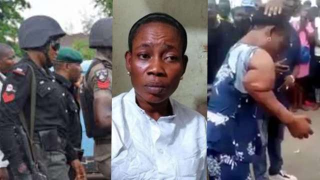 Woman allegedly used for 'fake miracles' exposes popular Nigerian pastors