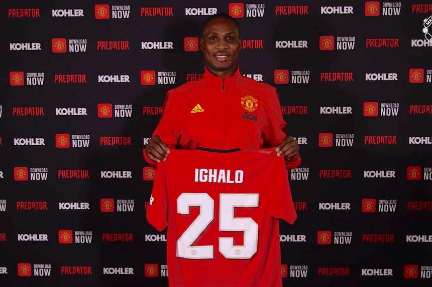 Manchester United set to sign Ighalo in £15m permanent deal