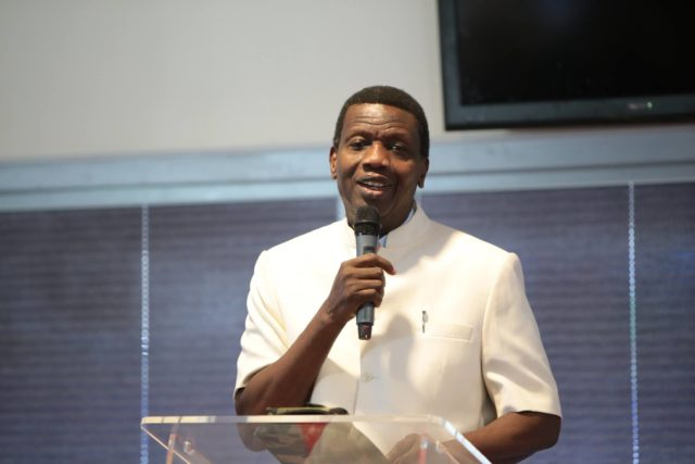 Coronavirus: Pastor Adeboye's new shocking revelations