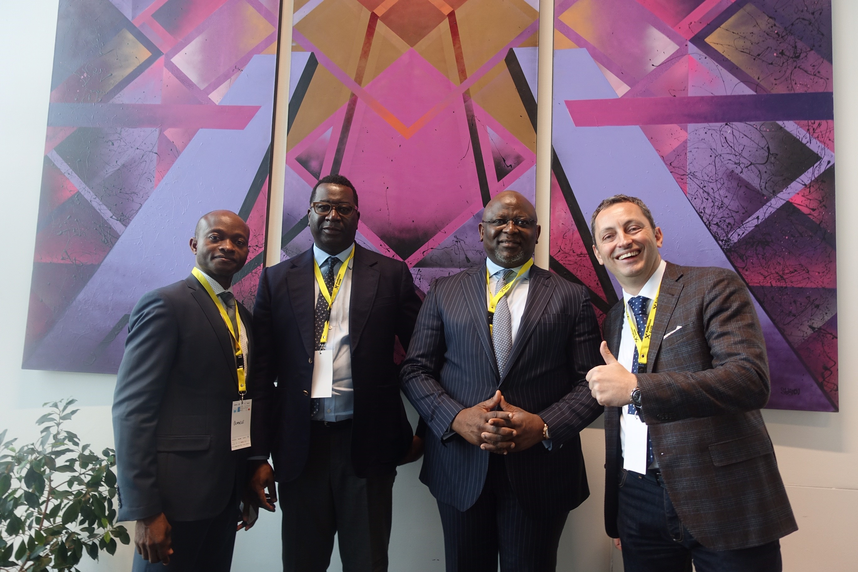 FirstBank CEO joins global leaders at Fintech and Insuretech Summit in Bulgaria