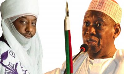 Kano govt denies banishing deposed Emir Sanusi to Nasarawa