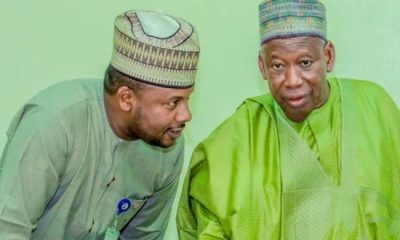 Kano Gov. Ganduje's 10 aides in alleged false assets declaration scandal