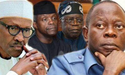 APC crisis: Tinubu speaks, lambasts Oshiomhole's traducers