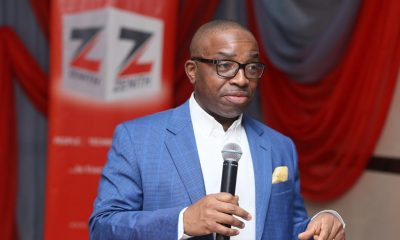 Official narrates how Zenith Bank laundered N2.2bn for Fayose, others
