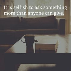 ask-selfish