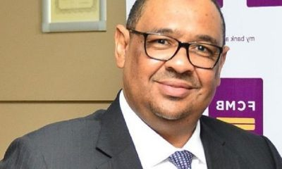 Paternity Scandal: FCMB MD, Adam Nuru, proceeds on voluntary leave to allow independent investigation