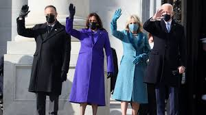US: Biden, Harris, others arrive Capitol for inauguration