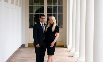 Trump's daughter, Tiffany, announces engagement to Nigerian-bred fiancé
