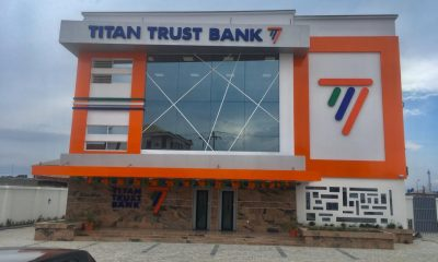 CBN appoints Titan Trust Bank as collector of export supervision levy