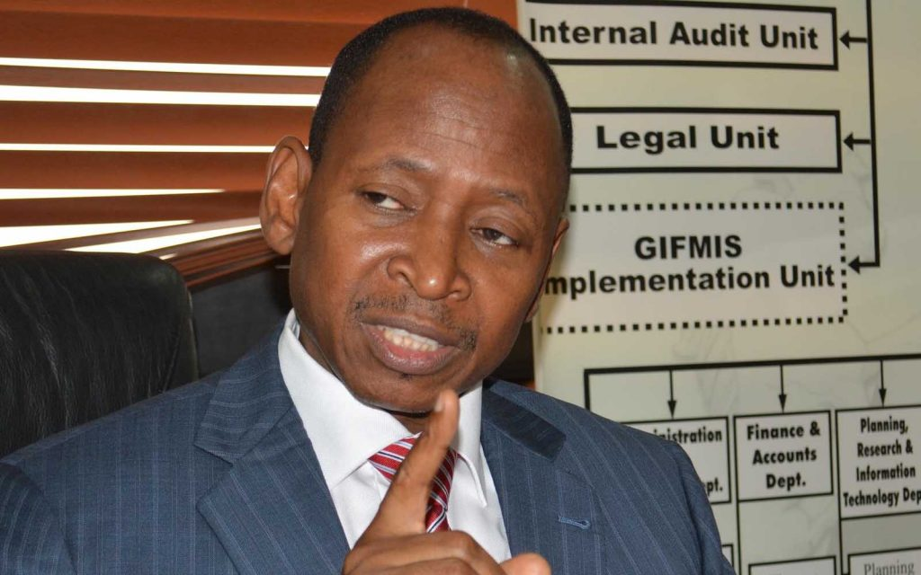 AGF Ahmed Idris, DMO DG, Patience Oniha in N2.2trn financial scandal