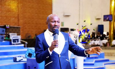 What God told me about AstraZeneca COVID-19 vaccine - Apostle Suleman