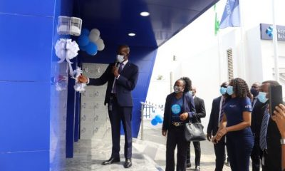 Keystone Bank reopens revamped Ikotun, Lagos branch
