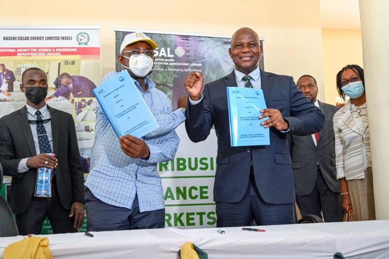 NIRSAL, NASENI partner to create 110,000 jobs in agricultural mechanization