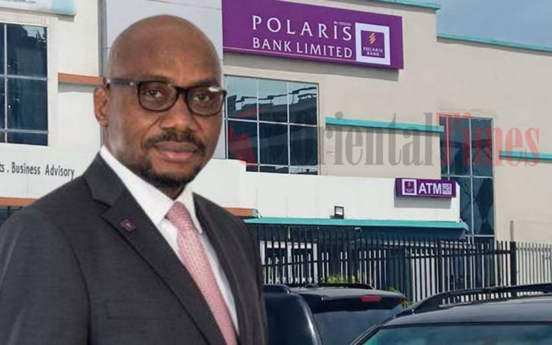Polaris Bank CEO marks Global Money Week, harps on early savings culture by youngsters