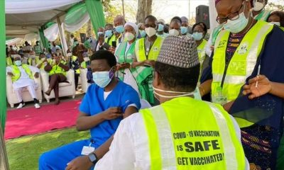 Over 122,000 Nigerians have received COVID-19 vaccine – NPHCDA