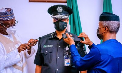 Minister opens up on why Buhari didn't consult police council before appointing new IGP