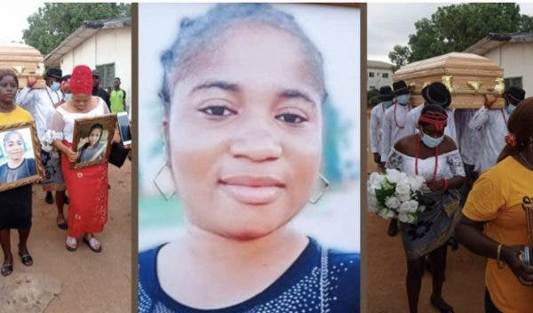 Comedienne Ada Jesus laid to rest in Imo
