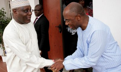 Amaechi romances Atiku with INTELS/NPA deal over his vice presidential ambition - Report