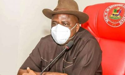 [BREAKING] COVID-19: Bayelsa imposes curfew from 8pm to 6am