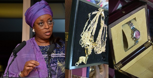 Diezani's jewellery, houses forfeited to FG valued at N14.4bn, $80m – EFCC