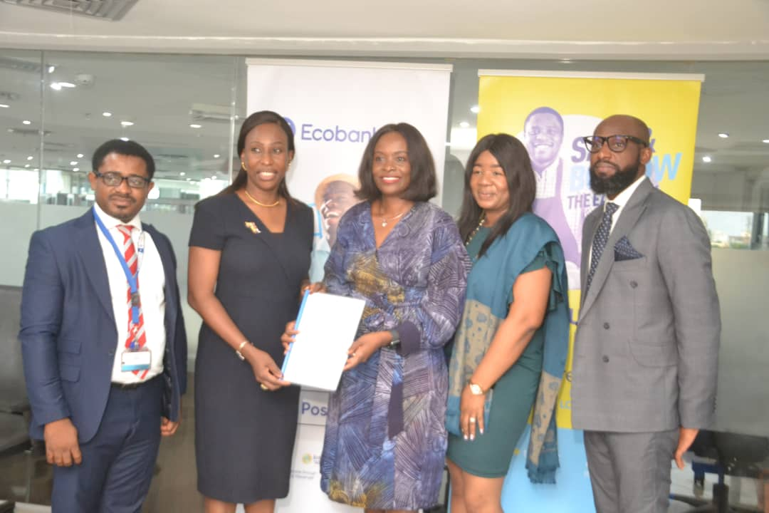 Ecobank partners Lagos State Employment Trust Fund to boost MSMEs in Lagos