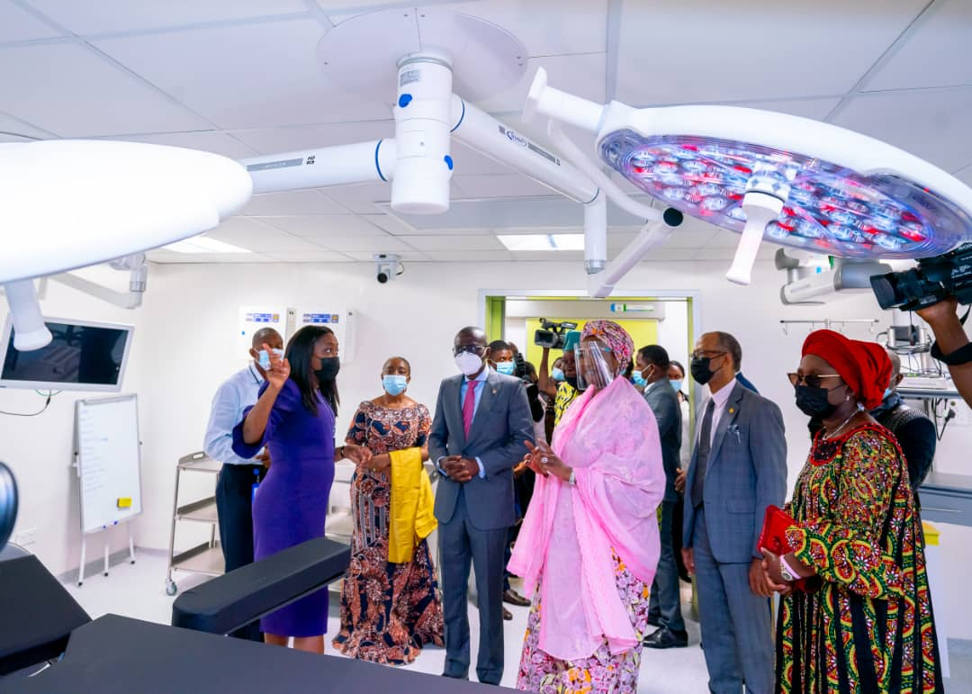 Building to Last: The example of Marcelle Ruth Cancer Centre and Polaris Bank