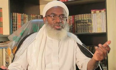 Sheik Gumi asks FG to pay for N100m Greenfield students' ransom