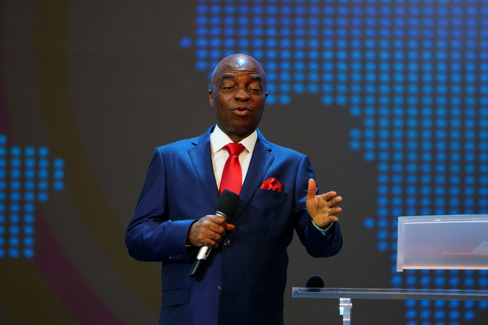 Oyedepo: 'I spent seven hours in same room with cobra without being hurt'