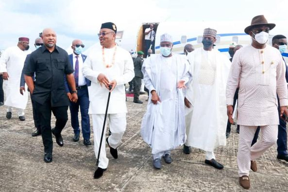 Victor Adoji commends Akwa Ibom governor as Ibom Air gets two new Airbus aircraft