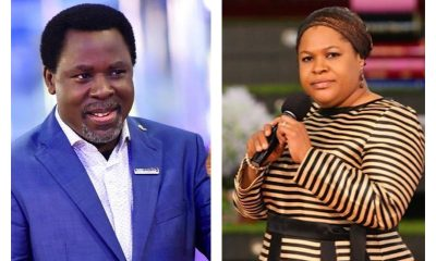 """""""I met him sitting on the chair unconscious"""", T.B. Joshua's wife recounts how husband died"""
