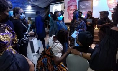 Murdered Super TV boss, Usifo Ataga, laid to rest in Lagos amid tears
