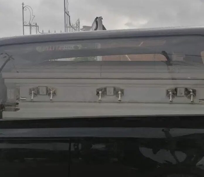 Remains of Prophet T. B. Joshua arrive SCOAN for lying-in-state [PHOTOS]