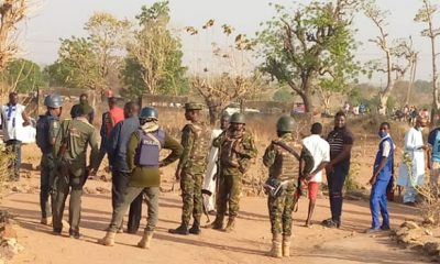 2,371 people abducted in Nigeria in first half of 2021 - Report